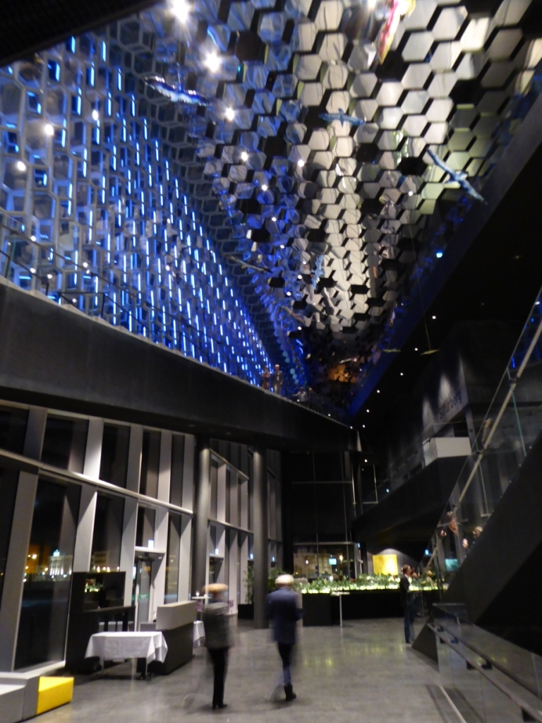 Harpa Indoor