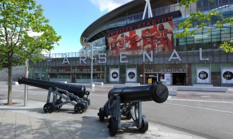 Arsenal Cannon