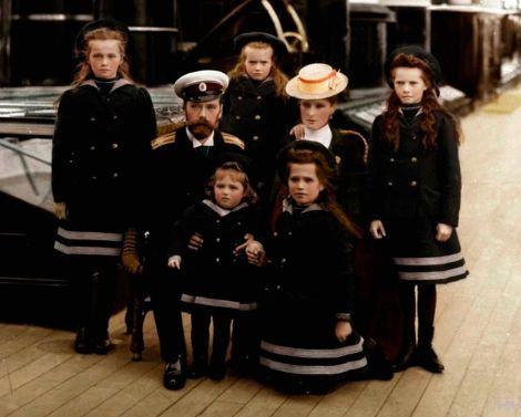 Keluarga Romanov