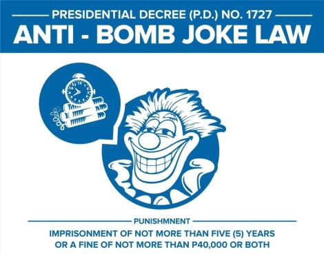 No Bomb Joke