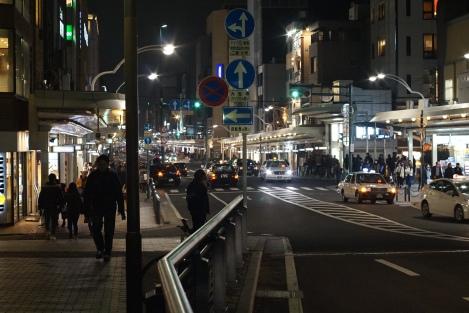 The Millennials Kyoto Berlokasi di Kawasan Komersial yang Ramai